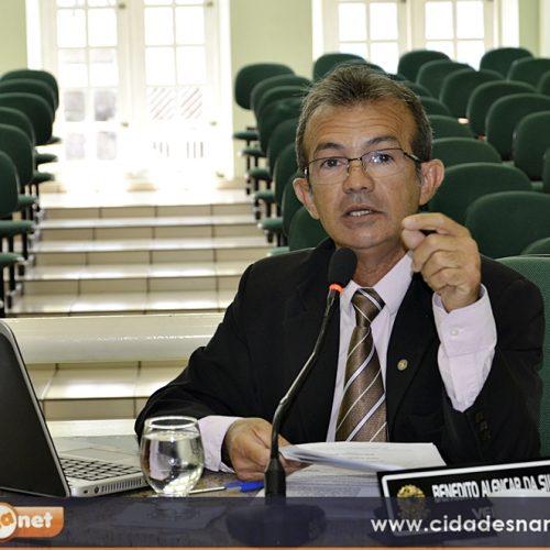 Vereador Benedito Alencar solicita limpeza de barragens e barreiros na Zona Rural de Jaicós