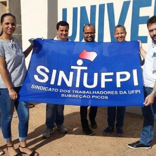 Técnicos da UFPI paralisarão atividades a partir de 10 de novembro