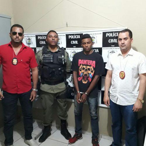 JAICÓS | Suspeito de crime na Localidade Esquisito já era investigado por tentativa de estupro