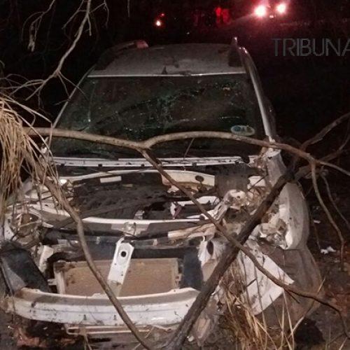 Casal morre em acidente na BR-316 em Monsenhor Gil; 2º acidente em três dias