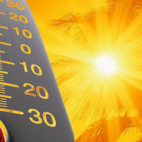Em Oeiras e Floriano, temperatura chega perto dos 40 graus Celsius