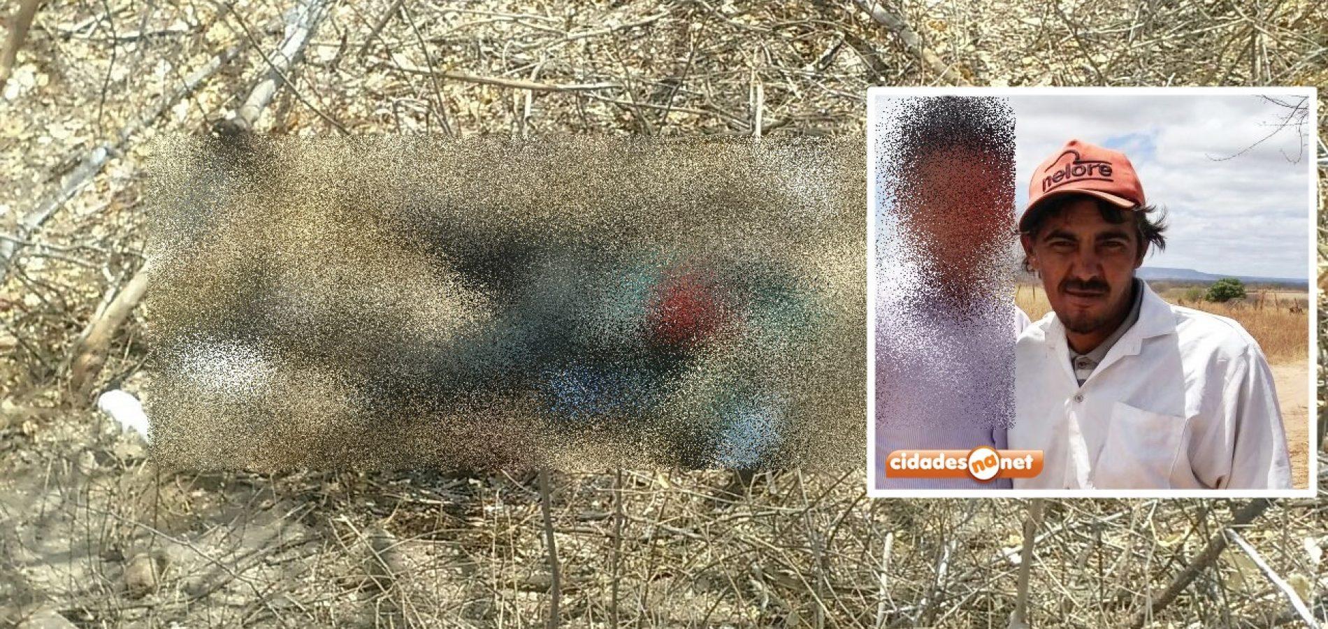 Corpo encontrado em decomposição foi identificado e sepultado no interior de Jaicós