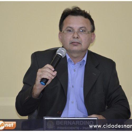 Quatro projetos são aprovados em sessão da Câmara Municipal de Belém do Piauí