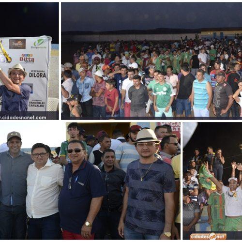 De virada, Francisco Santos vence e é campeão da Copa Verde em Jacobina do Piauí; fotos