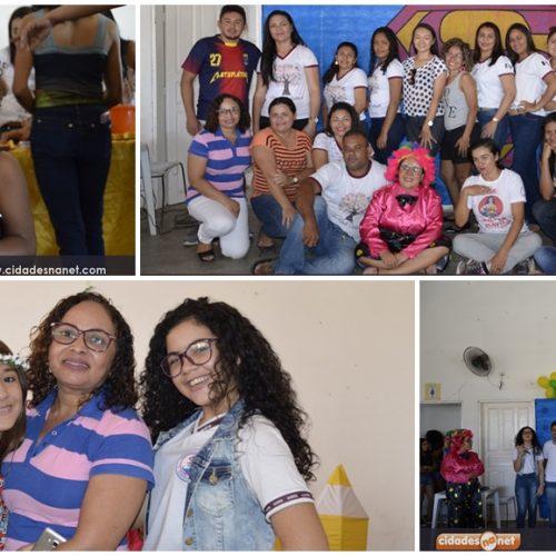 JAICÓS | Instituto desenvolve 'Projeto Kairós Solidário' e distribui 40 cestas básicas