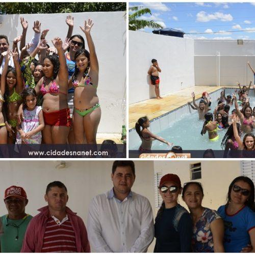 Social de Padre Marcos promove manhã de lazer em comemoração ao Dia das Crianças