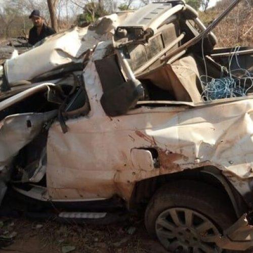 Bebê de sete meses e homem morrem em acidente no sul do Piauí