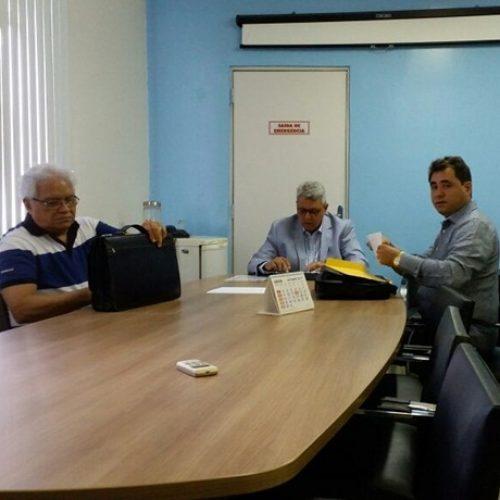 PADRE MARCOS | População reclama de má qualidade da água fornecida e prefeito Valdinar faz reivindicações junto a Agespisa