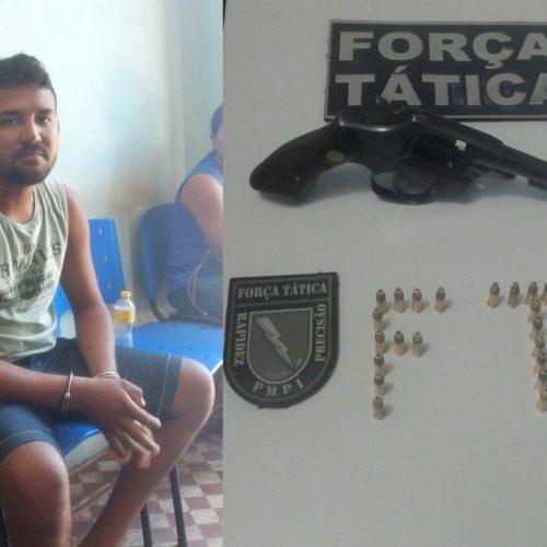 Acusado de atirar contra ônibus do cantor Francis Lopes é preso em Jacobina