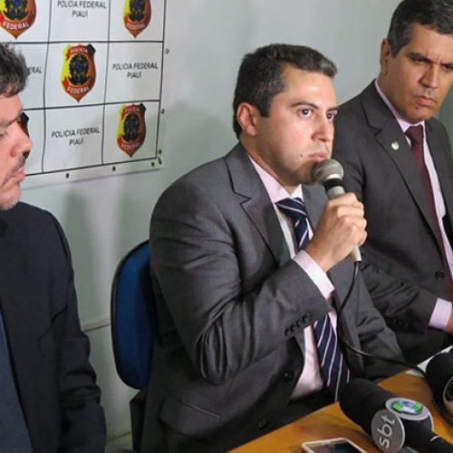 No PI, ex-prefeito e esposa são presos pela PF suspeitos de desviar R$ 2,7 milhões em uma semana