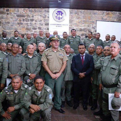 Polícia Militar realiza formatura de mais de 500 sargentos em Picos e mais três cidades do Piauí