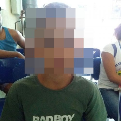 Polícia apreende menor de 14 anos acusado de assalto em Picos