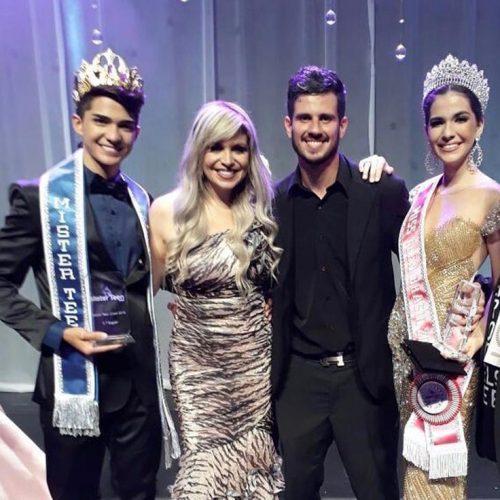 Após conquista do Miss Brasil, piauienses são eleitos Miss e Mister Teen Brasil 2017