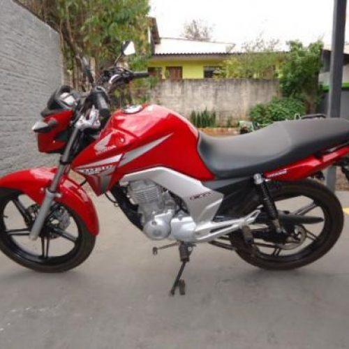 Motocicleta é furtada no bairro Canto da Várzea em Picos