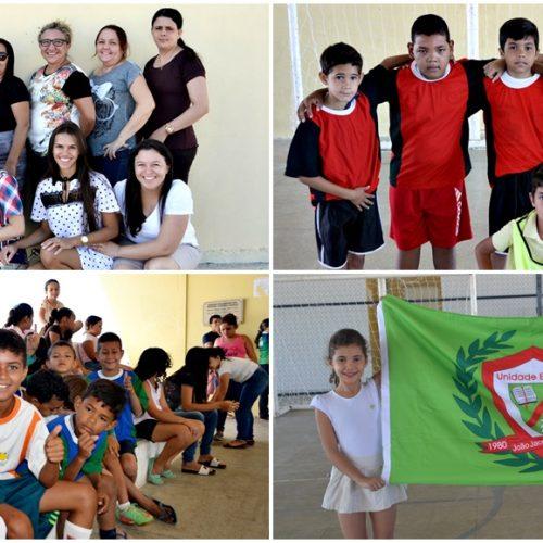 ALEGRETE | Escola João Jacob de Araújo promove evento em comemoração ao Dia das Crianças; fotos