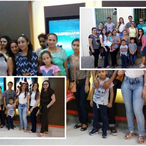 VILA NOVA   Alunos da EJA visitam o museu Ozildo Albano e o Plaza Shopping em Picos