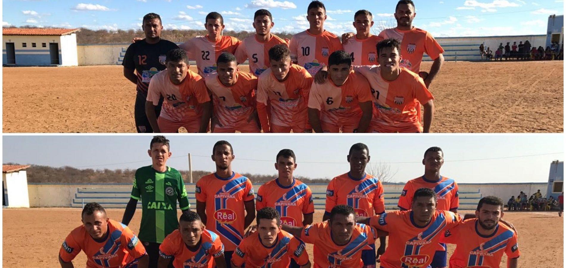 JACOBINA | Seleções de Patos e São João do Piauí são os primeiros semifinalistas da Copa de Verde