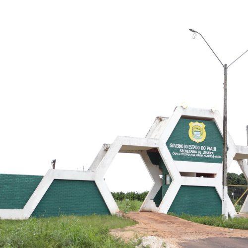Sejus afasta 12 agentes de penitenciária onde criança foi encontrada