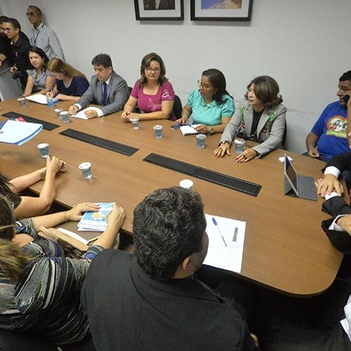 Após escândalo, protocolo de segurança para acesso a presídios do Piauí será revisado