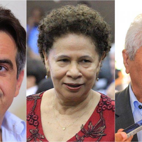 Do Piauí, só Regina Sousa vota contra Aécio Neves, que foi mantido no Senado