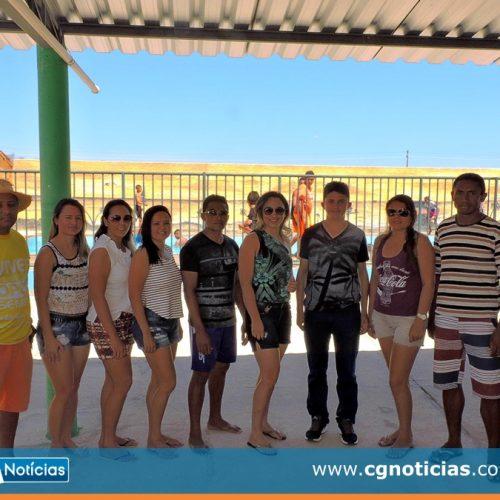 Social de Campo Grande do Piauí promove dia de lazer para as crianças e adolescentes do SCFV