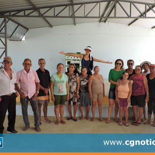 Social de Campo Grande do Piauí promove dia de lazer para grupo de idosos do município