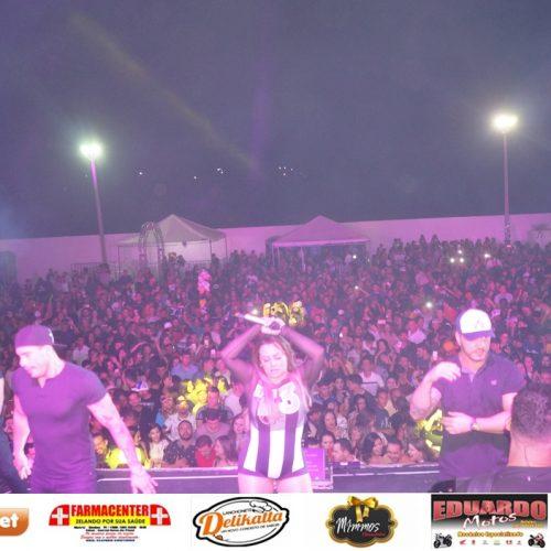 Márcia Fellipe, Nego Rico e Forró do Gui atraem multidão aos festejos de Simões