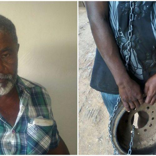 Pai é preso por manter filha acorrentada no interior de Jacobina do Piauí