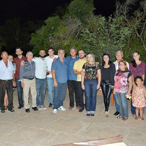 GENTE EM EVIDÊNCIA | Wellington Araújo comemora aniversário com familiares e amigos; veja fotos