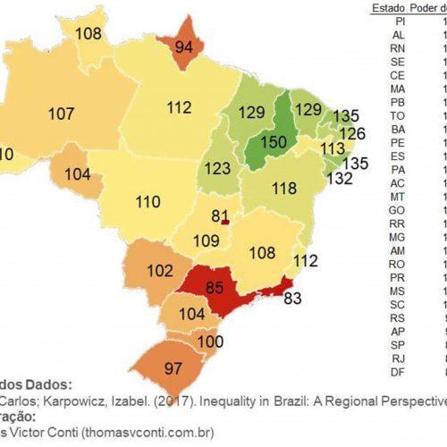 Piauí tem os R$ 100 mais caros de todo o Brasil