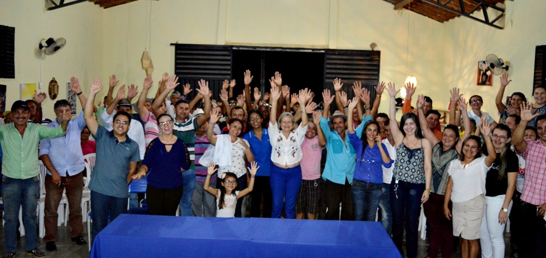 Gestão de Edilson Brito realiza palestras e mais de 100 exames em prol da saúde do homem em Vila Nova do PI; fotos