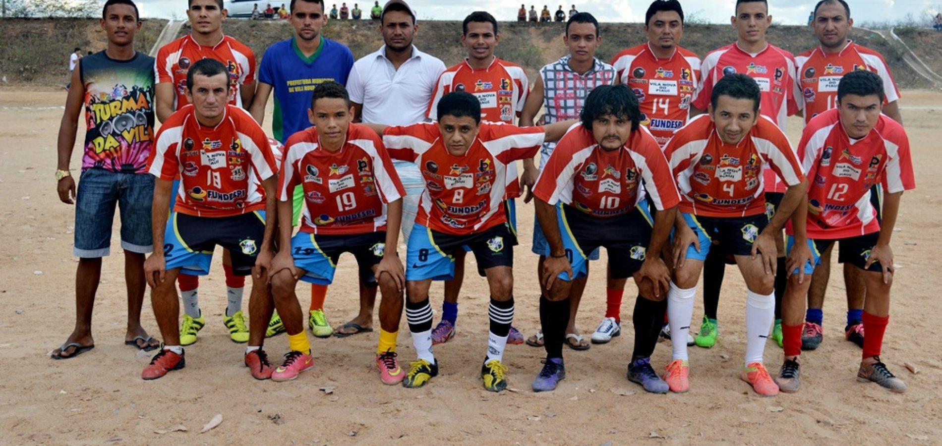 VILA NOVA | Wall Ferraz vence Abaixado na 2ª rodada do Campeonato de Futebol Amador; 3ª rodada inicia hoje (02/11)