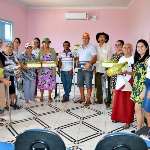 Secretaria de Saúde de Jacobina do Piauí faz entrega de materiais ortopédicos para usuários