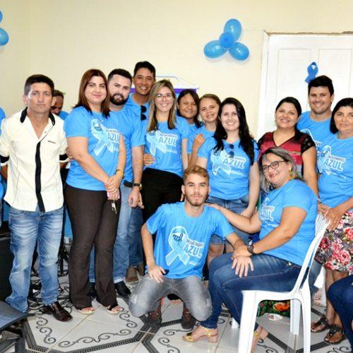 JACOBINA |  Campanha Novembro Azul promove palestras e alerta para a prevenção ao câncer de próstata