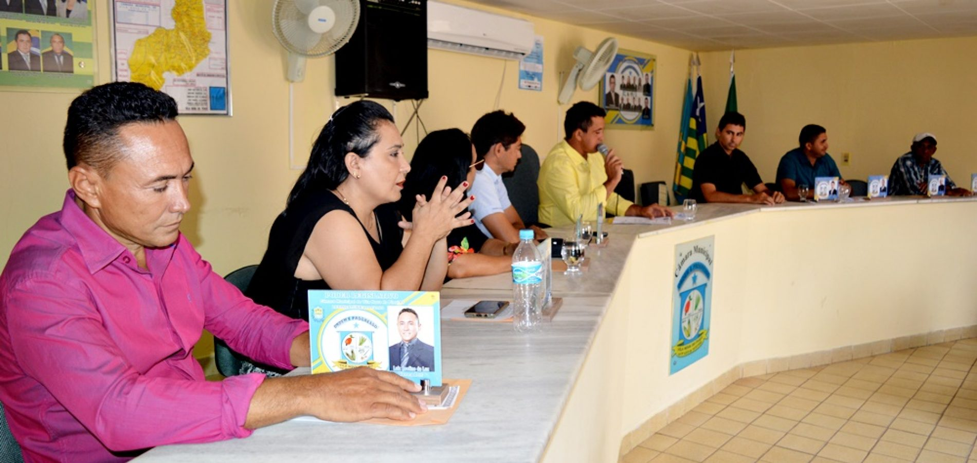 Câmara de Vila Nova do Piauí autoriza Executivo a realizar convênios para o programa Minha Casa Minha Vida
