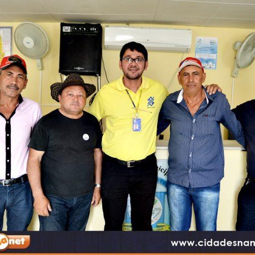 Com o apoio da Prefeitura, Banco do Brasil reúne agricultores de Vila Nova e anuncia descontos de 95% em empréstimos rurais