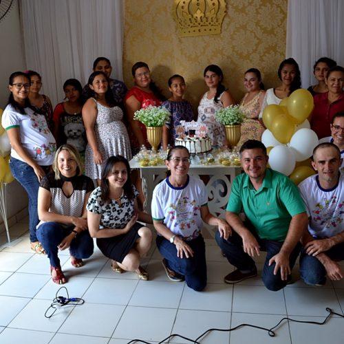 BELÉM | Social reúne gestantes para discutir sobre parto e distribuir kits enxoval