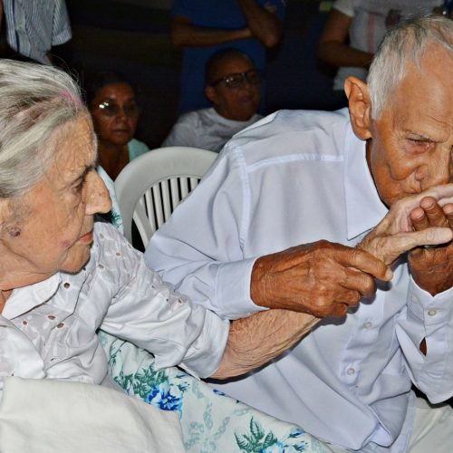Casal celebra 70 anos de união matrimonial em Massapê do Piauí; veja fotos