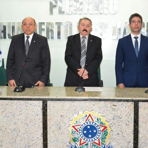 Presidente do TRE-PI lança mutirão de cadastramento biométrico em Jaicós