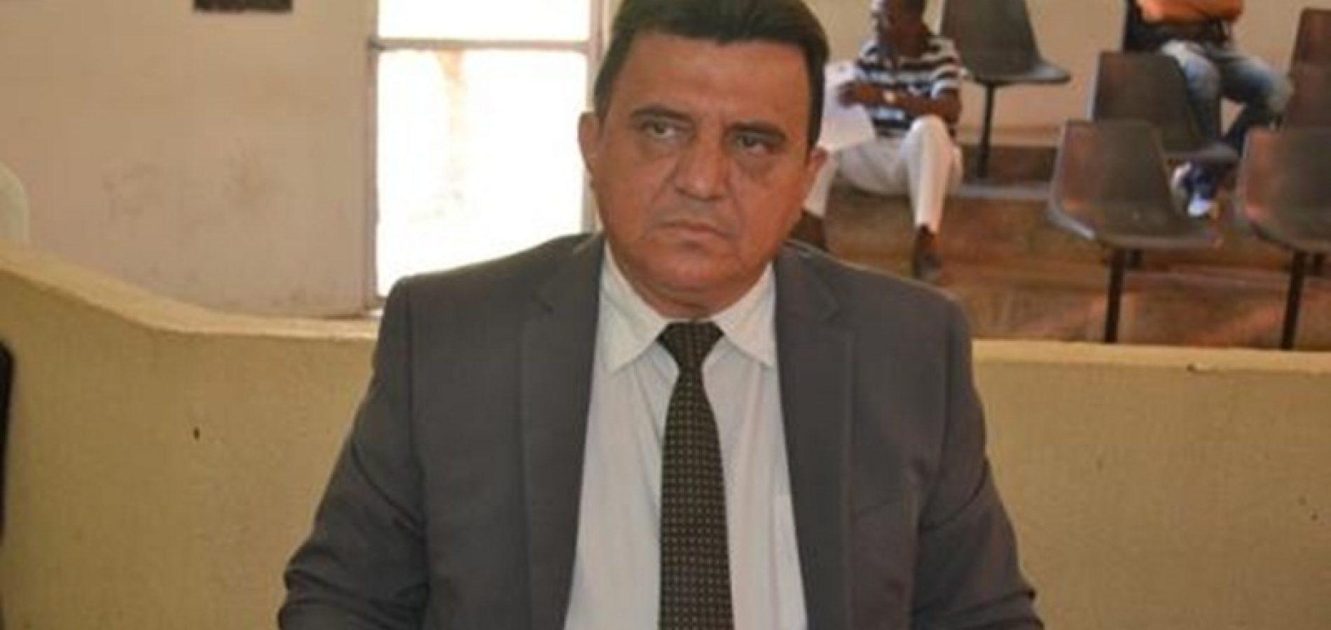 Evandro Paturi retorna a liderança do governo na Câmara Municipal de Picos