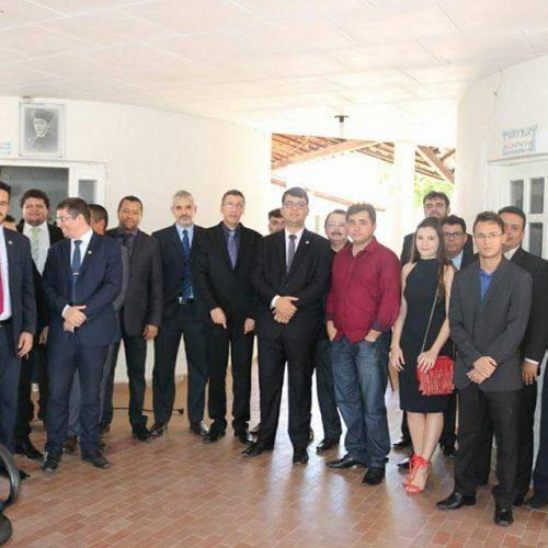 OAB inaugura Sala dos Advogados no Fórum de Padre Marcos