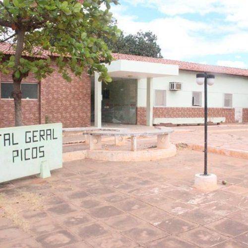 Justiça coloca à venda prédio do Hospital Geral de Picos