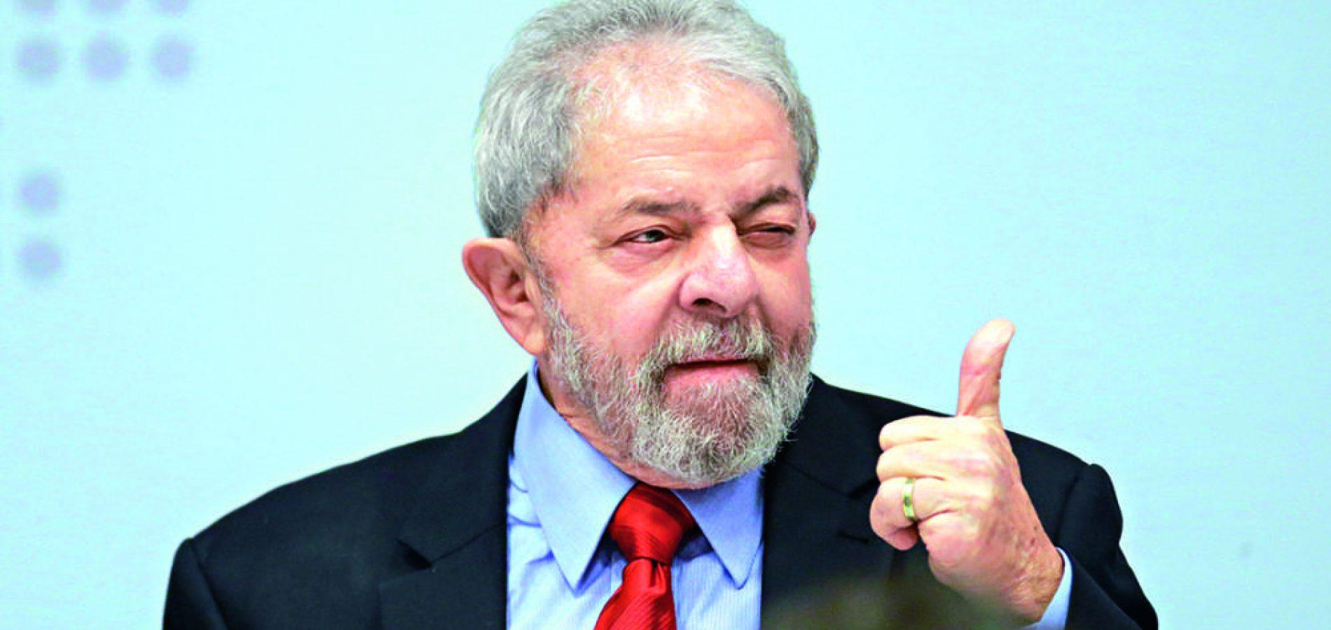 Lula lidera com folga eleição para presidente e mesmo se não disputar seu candidato vence no Piauí; diz pesquisa