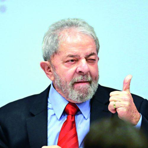 Pesquisa mostra Lula com 65% e Bolsonaro com 9%