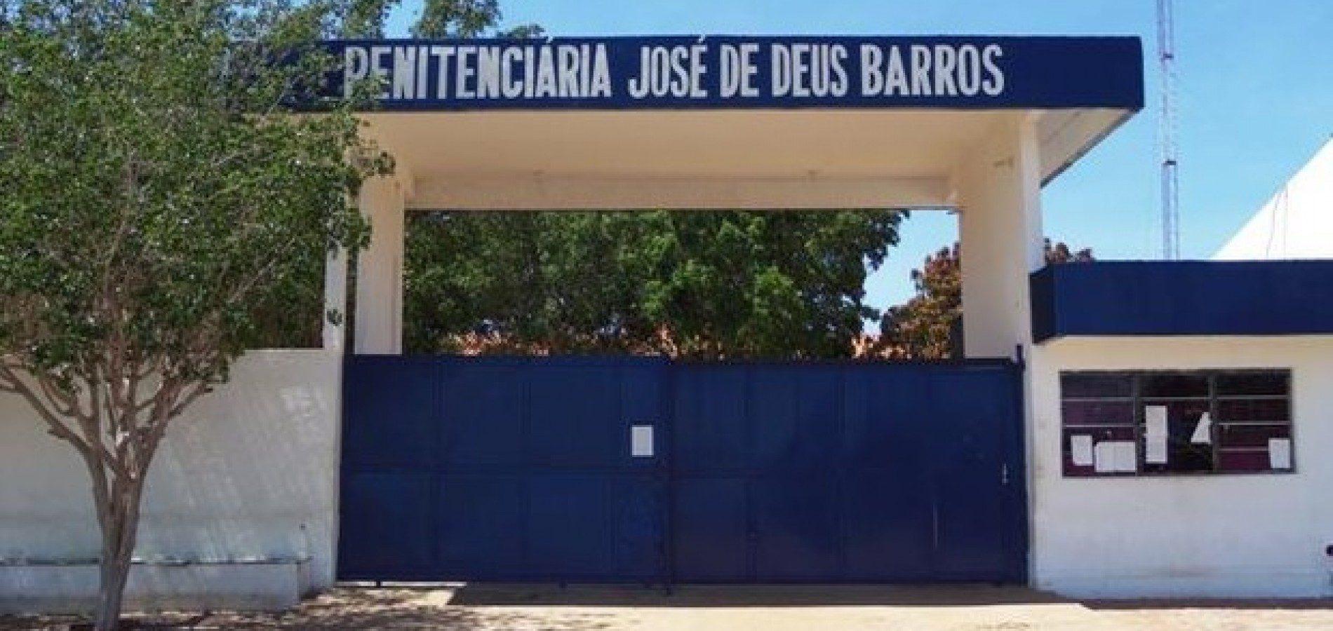 Presidiário é transferido de penitenciária de Picos após ameaçar juiz e delegado de Polícia