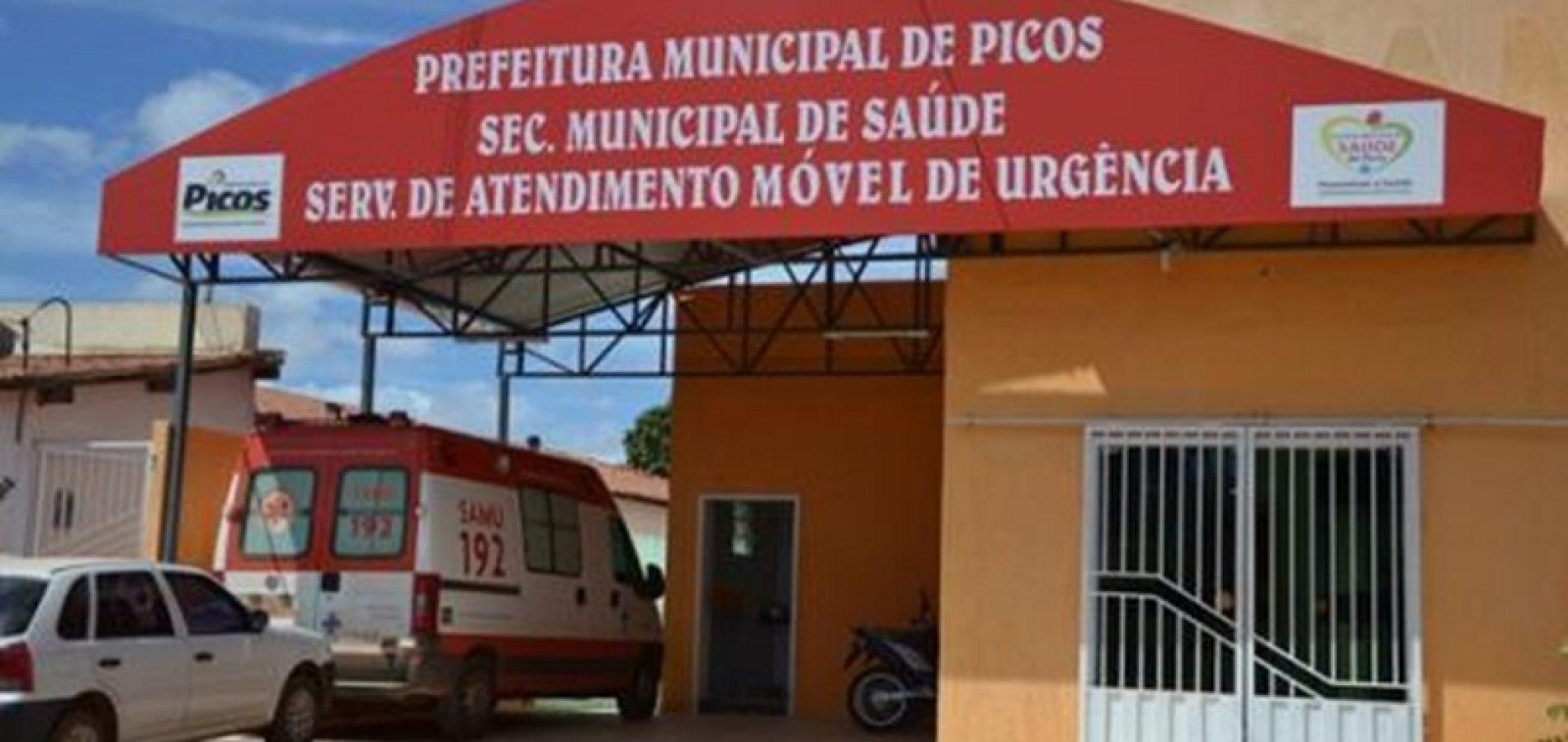 PICOS | Sem condições de atender chamados, servidores do SAMU emitem nota de esclarecimento