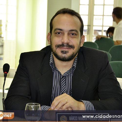 """Projeto do vereador Márcio Crisanto oficializa nomeação da Policlínica Municipal de Jaicós de """"Amélia Crisanto"""""""