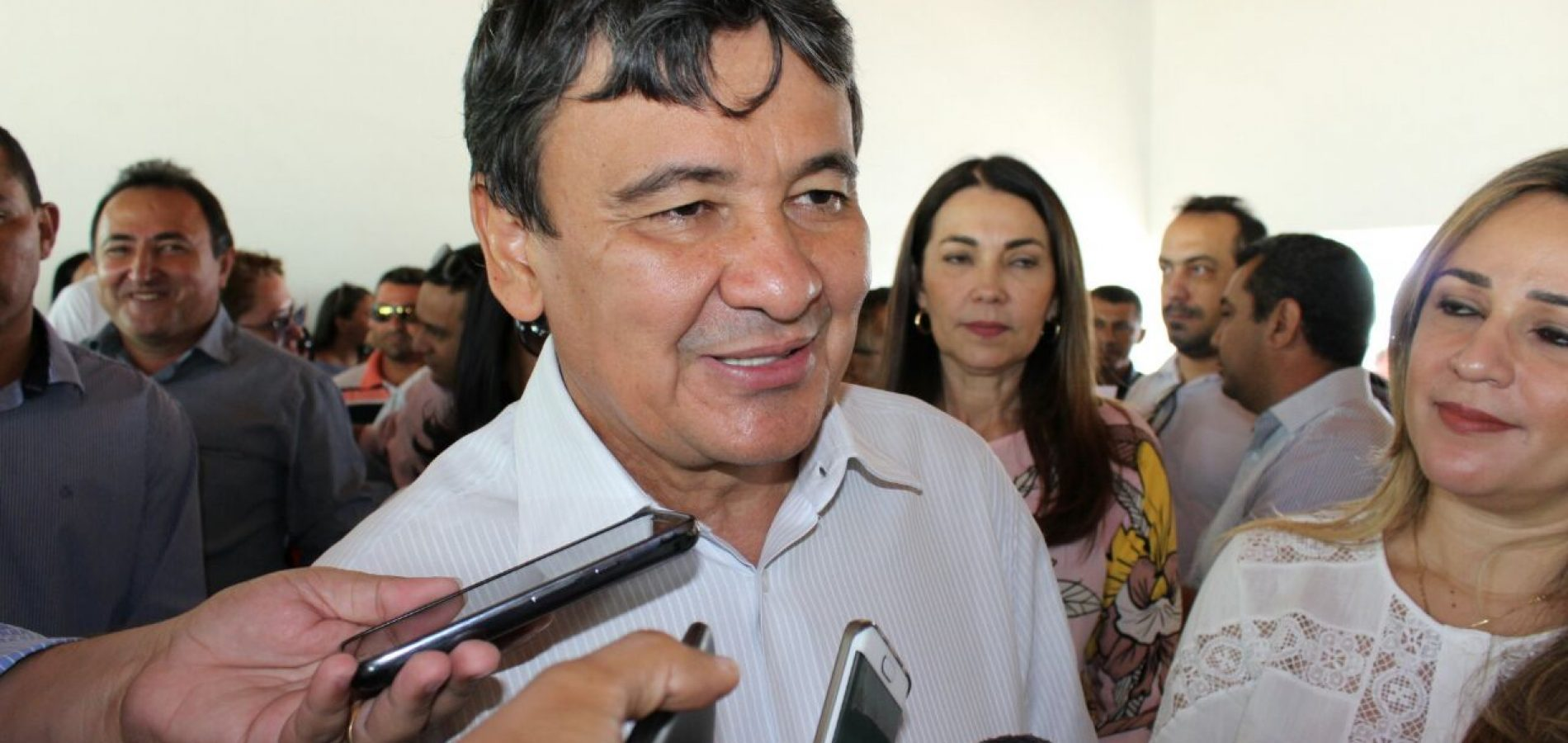 Wellington Dias é líder na disputa pela reeleição com 70,80% dos votos