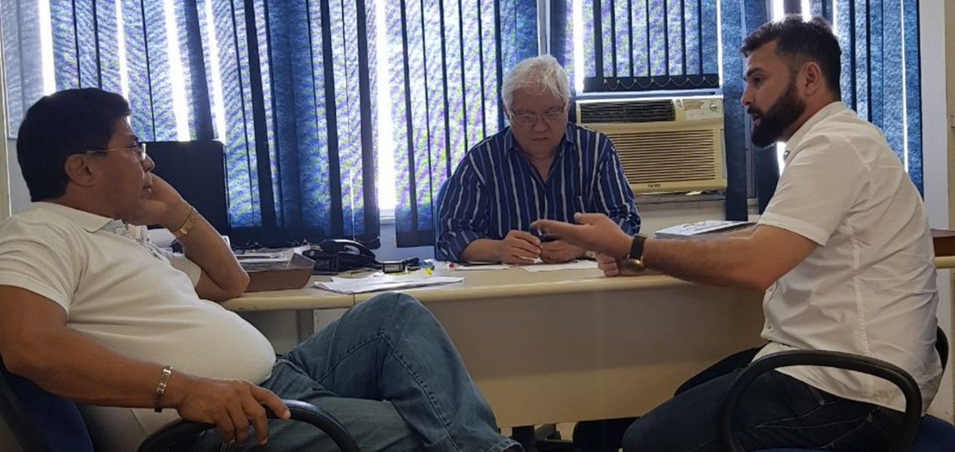 População de Jacobina sofre com a falta de água; prefeito GD busca soluções e ameaça não renovar concessão com a Agespisa