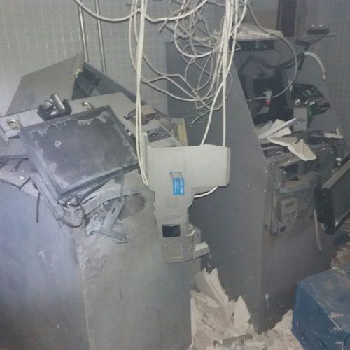 Bando fortemente armado explode caixas eletrônicos no Piauí